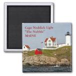 Cape Neddick Light, Maine Magnet