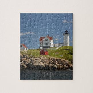 Cape Neddick Lighthouse Jigsaw Puzzle