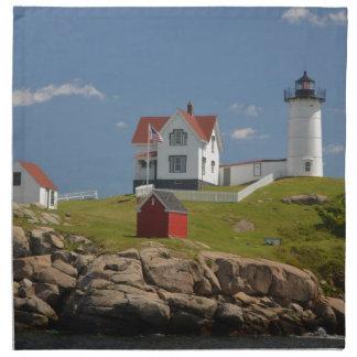 Cape Neddick Lighthouse Napkin