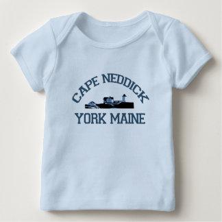 Cape Neddick - Maine. Baby T-Shirt