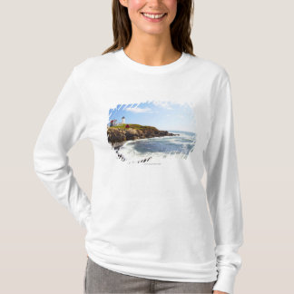 Cape Neddick 'Nubble' Lighthouse in Maine T-Shirt