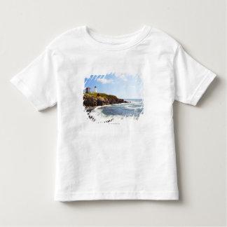 Cape Neddick 'Nubble' Lighthouse in Maine Toddler T-Shirt
