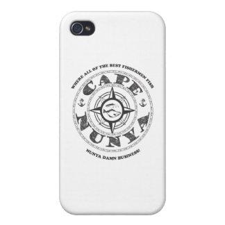 Cape Nunya iPhone 4/4S Case