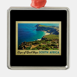 Cape of Good Hope South Africa Christmas Ornament