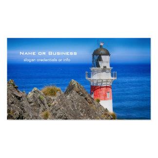 Cape Palliser New Zealand Lighthouse Standard Business Cards