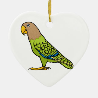 Cape Parrot Christmas Ornament