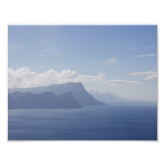 Cape Peninsula, South Africa, Poster