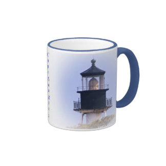 Cape San Blas Lighthouse Ringer Mug