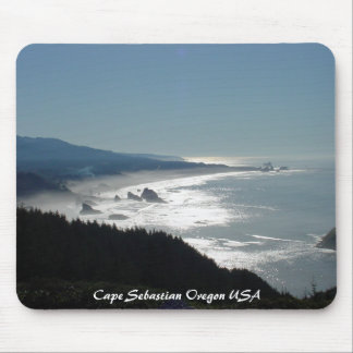 'Cape Sebastion' Mouse Pad by Spring Art 2012