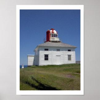 Cape Spear Lighthouse Print