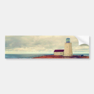 Cape St. Mary's Lighthouse Bumper Sticker