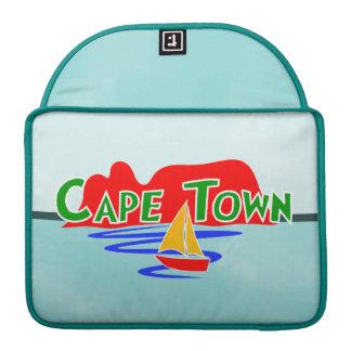 Cape Town 13 Inch Macbook Pro Flap Sleeves MacBook Pro Sleeve