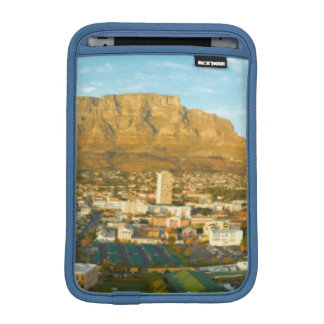 Cape Town Cityscape With Table Mountain iPad Mini Sleeve