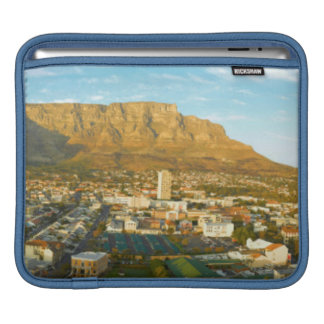 Cape Town Cityscape With Table Mountain iPad Sleeve
