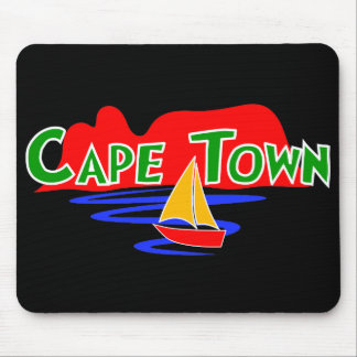 Cape Town Colorful South African Mouse Pads