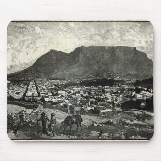 Cape Town Mouse Mat
