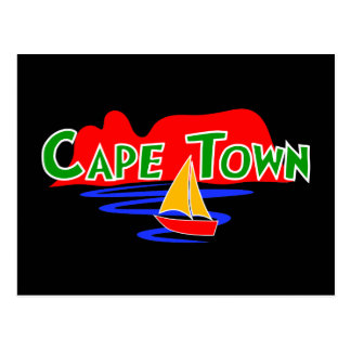 Cape Town Post Card