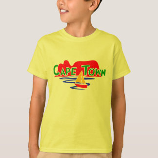 Cape Town South Africa Boys or Kids T-Shirts