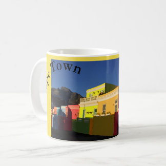 Cape Town South Africa Coffee Mug