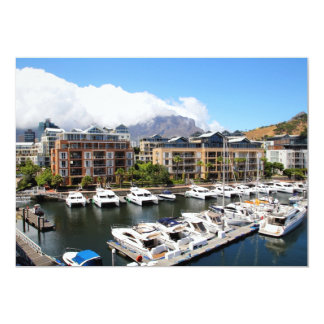 Cape Town, South Africa Harbour Card