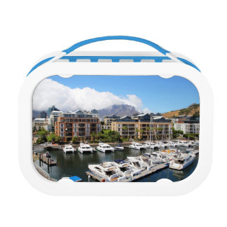 Cape Town, South Africa Harbour Lunch Box