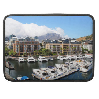 Cape Town, South Africa Harbour Sleeve For MacBooks
