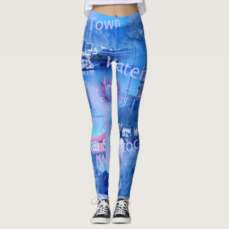 Cape Town - South Africa Leggings