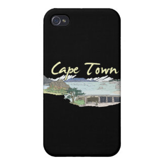 Cape Town - South Africa.png Cases For iPhone 4