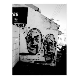 Cape Town: Two many faces Postcard