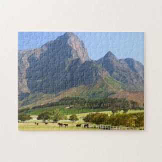 Cape Town, Western Cape, South Africa Jigsaw Puzzle