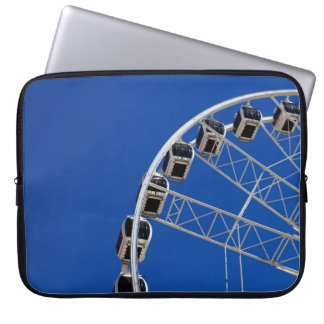 Cape Town's Ferris Wheel Laptop Sleeve
