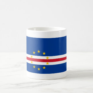 cape verde basic white mug