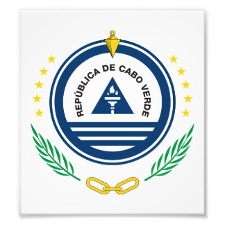 Cape Verde Coat Of Arms Photo