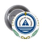 Cape Verde Coat of Arms Pins