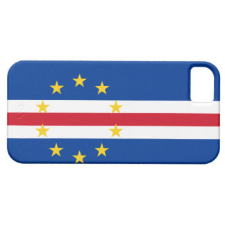 Cape Verde Flag Barely There iPhone 5 Case