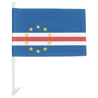 Cape Verde Flag Car Flag