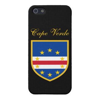 Cape Verde Flag iPhone 5/5S Cover