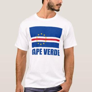 Cape Verde Flag Light T-Shirt