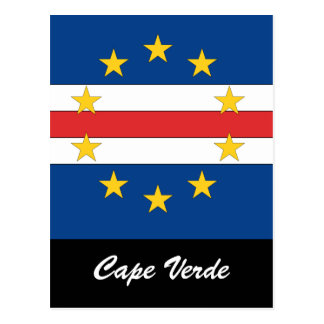Cape Verde Postcard