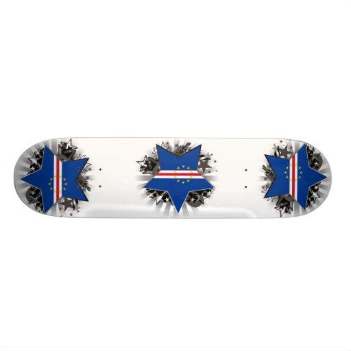 Cape Verde Star Skate Boards
