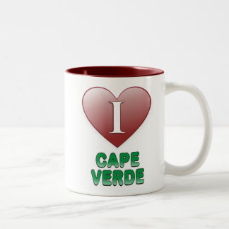 Cape Verde Two-Tone Coffee Mug
