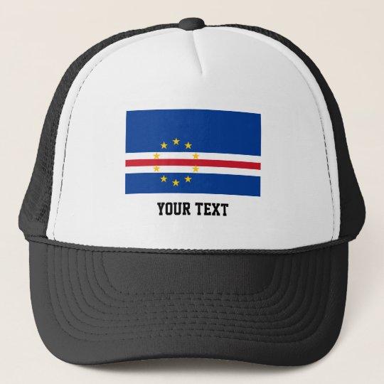 Cape Verdean flag Cap
