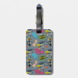 Caped Crusader Batman Luggage Tag