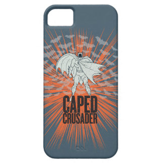Caped Crusader Graphic Barely There iPhone 5 Case