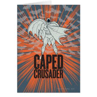 Caped Crusader Graphic Card