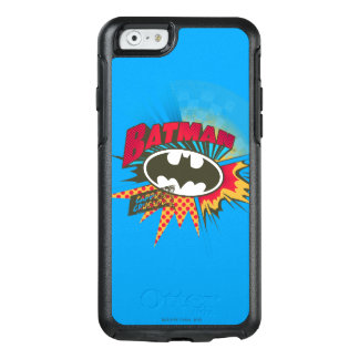 Caped Crusader OtterBox iPhone 6/6s Case