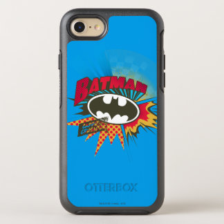 Caped Crusader OtterBox Symmetry iPhone 8/7 Case