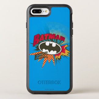 Caped Crusader OtterBox Symmetry iPhone 8 Plus/7 Plus Case
