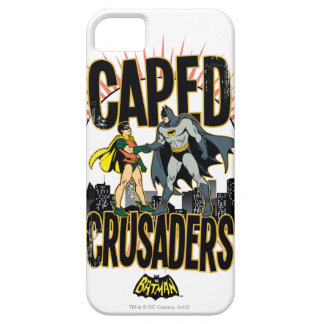 Caped Crusaders Graphic Case For The iPhone 5