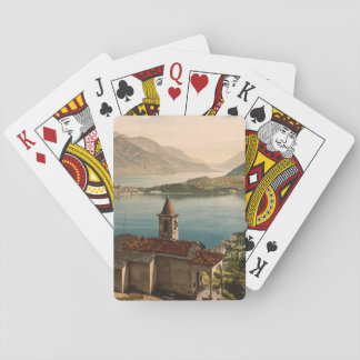 Capello St Angelo, Lake Como, Lombardy, Italy Playing Cards